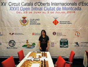 WFM Suzana Chang - Montcada/Espanha
